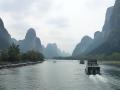 Trip down the Li River