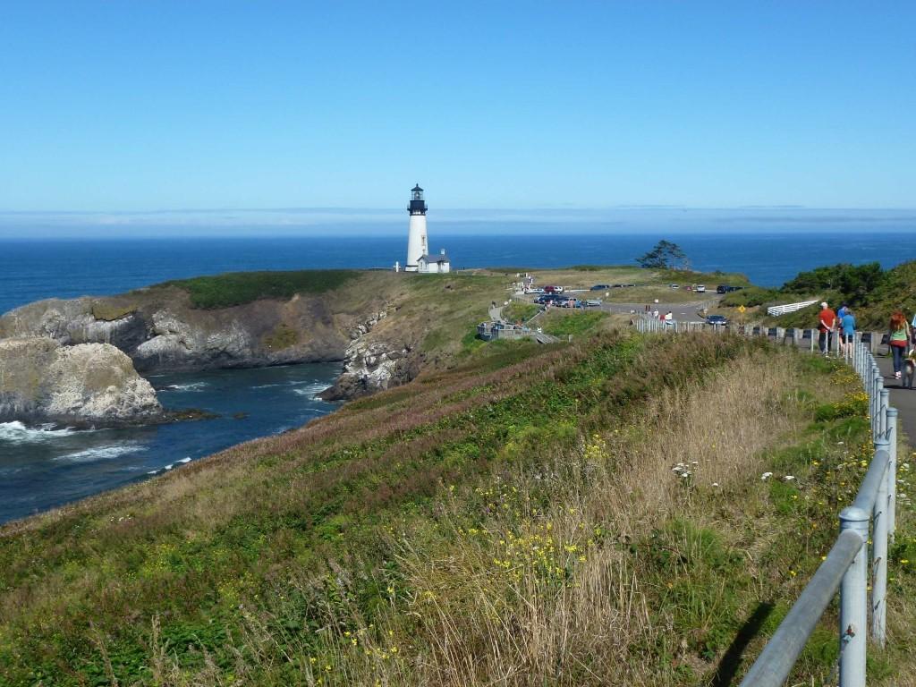New Port lighthouse